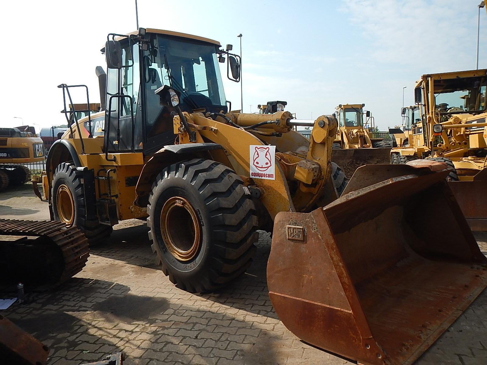 2011 - Caterpillar 950H