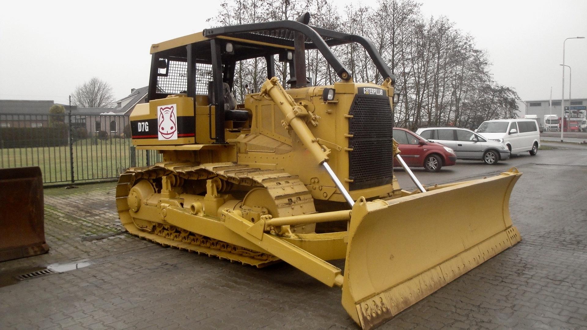2003 - Caterpillar D7G