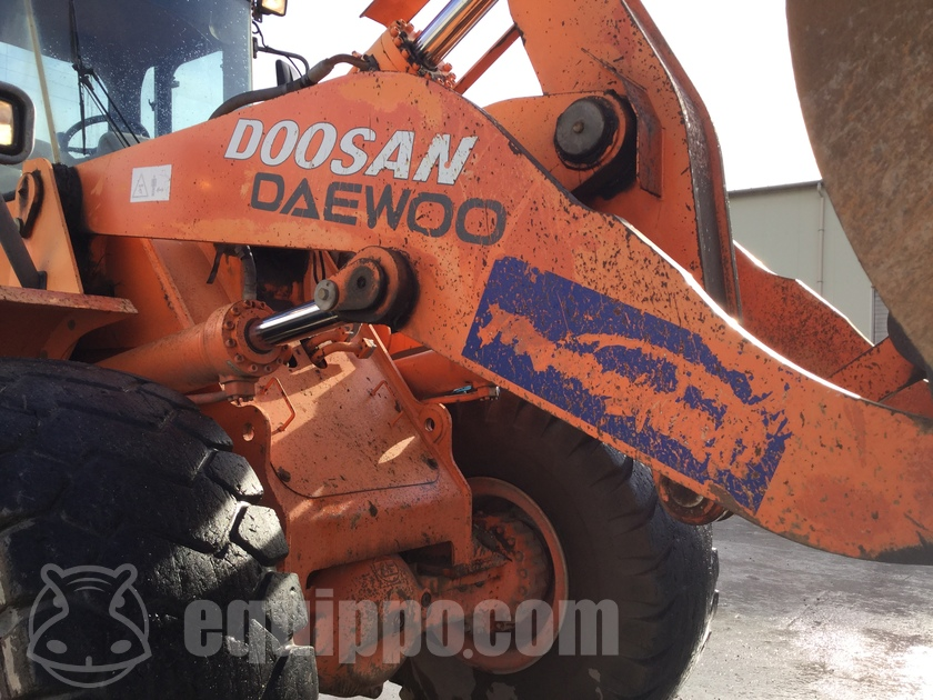 2006 Doosan DL300