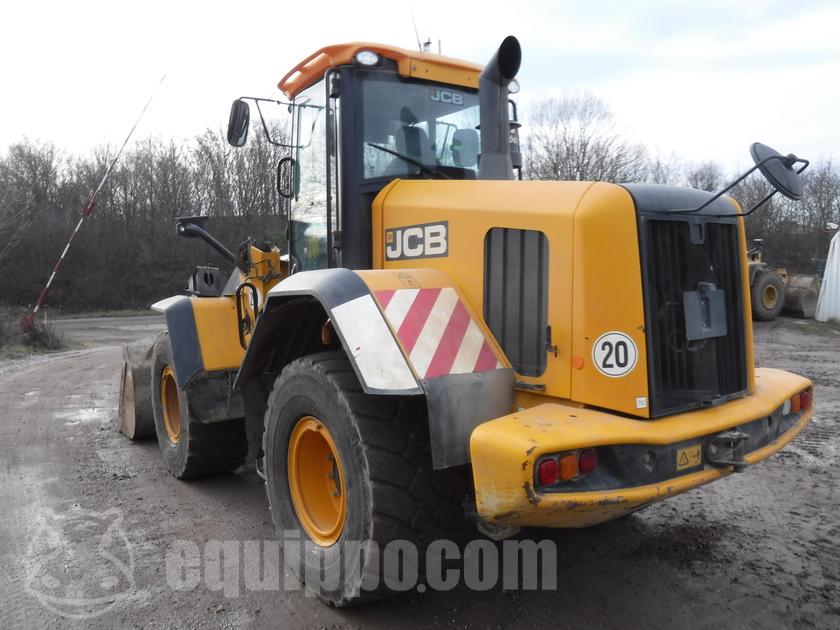 2015 JCB 427 ZX T4