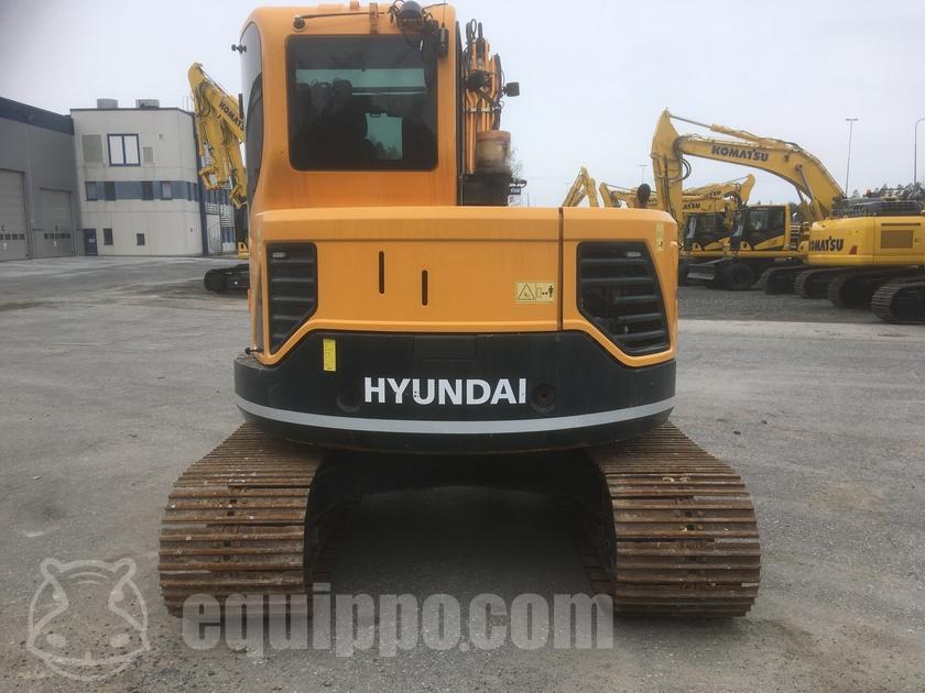 2015 Hyundai Robex 80CR-9A