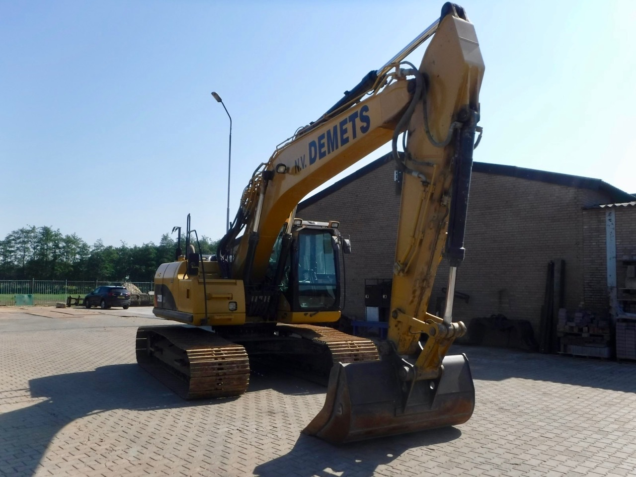 2009 - Caterpillar 320DL RR