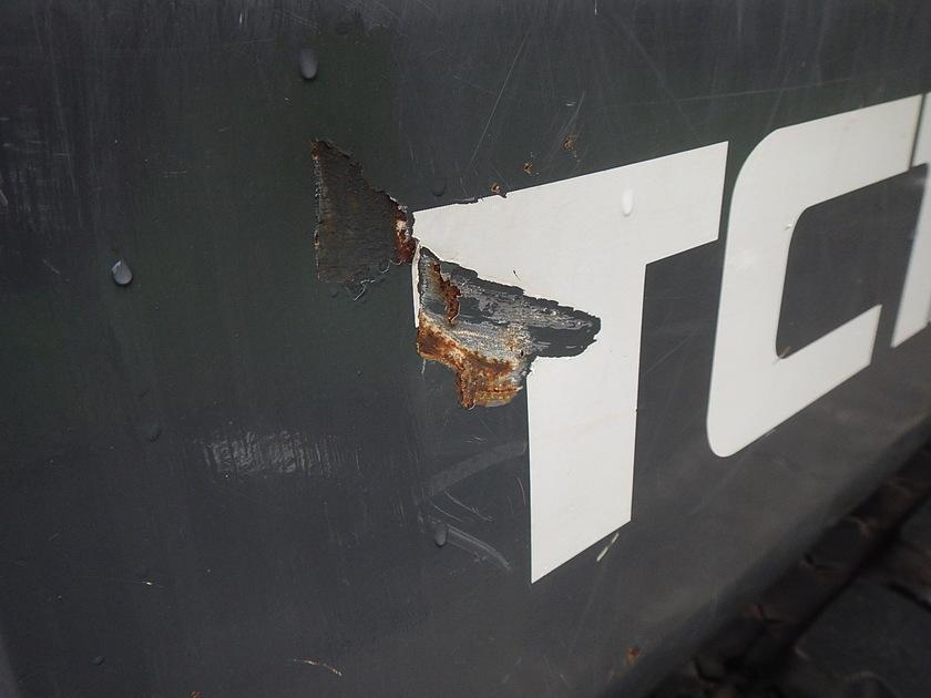 2012 Terex TC125